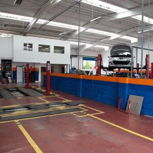 Car EDT engine cleaning and repairs and replacement Van Garage in York - Gladstone Tyres and Autocare - York