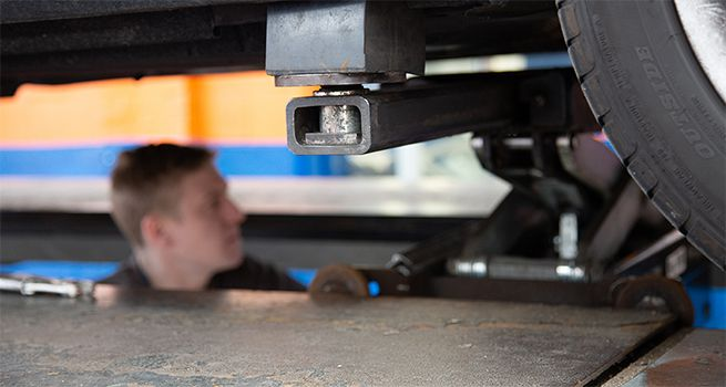 Car and Van DPF cleaning and repairs and replacement Testing at garage in York-Gladstone Tyres and Autocare - York