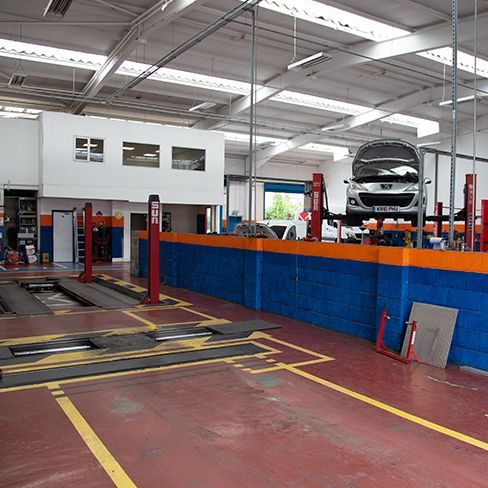 Exhaust repairs and replacement Van Garage in york- Gladstone Tyres and Autocare - York