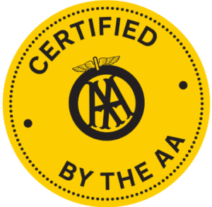 Gladstone Tyres and Autocare in York is certified by the AA - York Certified AA Garage